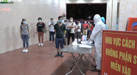 Thương nhân Trung Quốc chấp nhận cách ly 14 ngày để mua vải thiều