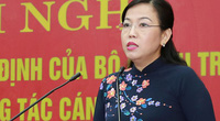 Nữ Bí thư Tỉnh ủy Nguyễn Thanh Hải chuyển sinh hoạt Đoàn đại biểu Quốc hội
