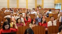 Hình ảnh Báo NTNN tổ chức thành công Đại hội Đảng bộ Bộ phận Báo NTNN nhiệm kỳ 2020-2025