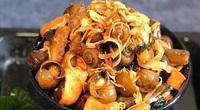 Món ngon mỗi ngày: Ốc xào dừa tại nhà béo ngậy, dậy mùi thơm