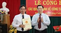 Bình Thuận bổ nhiệm kỹ sư công trình làm Giám đốc Sở Tài nguyên và Môi trường