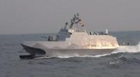 """""""Quái vật"""" chiến hạm Đài Loan tự sản xuất, Trung Quốc phải e ngại"""