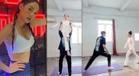 """Chi Pu """"trầy da tróc vẩy"""" cùng vũ công hot, Hoàng Thùy Linh bình thản thả nhẹ ảnh hưởng thụ sang chảnh"""