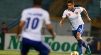 DNH Nam Định bất ngờ chiêu mộ trung vệ người Brazil cao 1m86