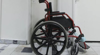 Xuất hiện video xe lăn của bệnh nhân vừa chết tự chuyển động