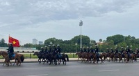 Đoàn CSCĐ Kỵ binh, lực lượng đặc biệt mới