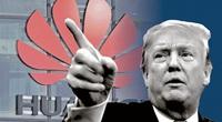 """Anh """"cấm cửa"""" Huawei: Chính quyền Trump ăn mừng, Chính quyền Tập Cận Bình phản ứng cực """"gắt"""""""