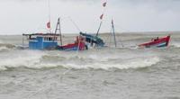 Thuyền bị tông chìm giữa đêm, 2 người chết và mất tích