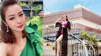 """""""Hoa hậu 4 con"""" dáng đẹp như thiếu nữ, triết lý về phụ nữ hạnh phúc gây """"sốt"""" mạng"""