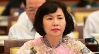 """""""Vết đen"""" trong sự nghiệp cựu Thứ trưởng Hồ Thị Kim Thoa"""