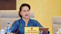 Chủ tịch Quốc hội gợi ý cách tác nghiệp mới cho phóng viên khi Quốc hội họp trực tuyến