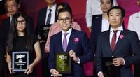 """VPBank liên tiếp được vinh danh trong """"Top 50"""" công ty kinh doanh hiệu quả nhất và công ty niêm yết tốt nhất Việt Nam"""