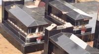 Xác định nghi phạm đập phá hàng chục ngôi mộ ở Đồng Nai
