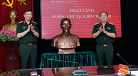 Thiếu tướng Bùi Hải Sơn được giao quyền Trưởng Ban Quản lý Lăng Chủ tịch Hồ Chí Minh