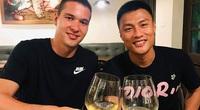 Bạn thân tiết lộ Filip Nguyễn điều cực vui với HLV Park Hang-seo