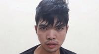 Tạm giữ hình sự thanh niên cướp tiệm vàng tại Hà Nội