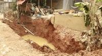 Yên Bái: Công an thông tin vụ sập bờ kè khiến 1 người tử vong