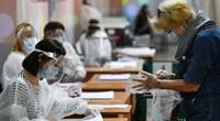 Nga công bố kết quả bỏ phiếu sửa đổi Hiến pháp
