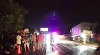 Khẩn trương điều tra nguyên nhân vụ TNGT nghiêm trọng làm 8 người chết, 7 bị thương ở Bình Thuận