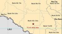 Tại sao động đất lại liên tục xuất hiện ở Sơn La?
