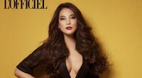Trương Ngọc Ánh xuất hiện cá tính, quyến rũ trên trang bìa tạp chí của Nga