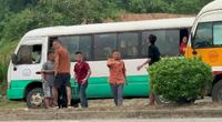 Bắc Kạn: Doanh nghiệp vận tải bức xúc, đề nghị xử lý xe dù, xe trái tuyến