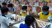 """""""Đấu"""" Covid-19, giải cờ vua trẻ toàn quốc kết thúc sớm!"""
