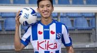 """HLV SC Heerenveen: """"Văn Hậu đủ đẳng cấp để chơi ở Hà Lan"""""""