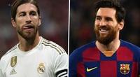 BẤT NGỜ: La Liga trở lại, Sergio Ramos ghi bàn nhiều hơn... Messi