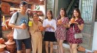 """Quảng Nam: Sau dịch Covid-19, làng gốm hơn 500 năm đang ngóng """"khách ngoại"""""""