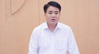 Chủ tịch Hà Nội Nguyễn Đức Chung: Thành phố đang vào giai đoạn cao điểm, đến ngày 13/8 mới yên tâm