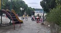 Cao Bằng: Khu vui chơi trẻ em nhếch nhác giữa lòng thị trấn
