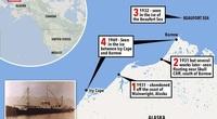 """""""Con tàu ma"""" nghìn tấn thoắt ẩn thoắt hiện trên biển gần 4 thập kỷ?"""