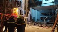 Khởi tố vụ rơi thang nâng công trình khiến 4 người tử vong