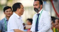 HLV Lopez kiện Thanh Hóa, bầu Đệ nói thẳng: Hãy ra tòa làm việc