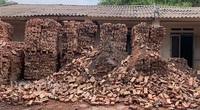 Gạch bở như bánh khảo ở Bắc Kạn: Sở Xây dựng tiếp nhận thông tin