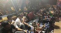 Công an đột kích quán karaoke, phát hiện gần 90 dân chơi dương tính với ma túy