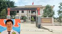 """Quảng Ngãi: UBND thị trấn trả lời """"nửa vời"""" vụ khiếu kiện lấn chiếm, xây dựng đất công?"""
