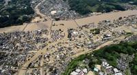 Video: Lũ lụt nhấn chìm miền Nam Nhật Bản