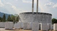Huyện nghèo xây tượng đài 48 tỷ đồng: Nguy cơ chậm tiến độ do công tác kiểm tra, liên hệ gặp khó
