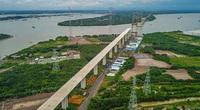 Cao tốc Bến Lức – Long Thành tiếp tục chậm tiến độ hoàn thành vì thiếu vốn