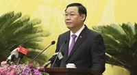 Ông Vương Đình Huệ đề nghị HĐND TP quan tâm 3 nội dung quan trọng gì?