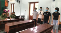 Quảng Ninh: Bắt giữ 4 đối tượng xuất cảnh trái phép
