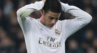 """James Rodriguez gửi yêu sách """"lạ"""" tới HLV Zidane"""