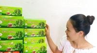 """Nông dân gọi """"giải cứu"""", gái xinh Lạng Sơn làm thứ trà giúp bà con bán bí đao"""