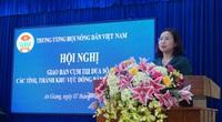 Giao ban cụm thi đua số 5 các tỉnh, thành vùng ĐBSCL: Tập trung khắc phục khó khăn sau đại dịch, xâm nhập mặn