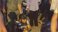 TP.HCM: Hai kẻ cướp bị bắt sau va chạm xe máy trên đường phố