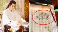 """""""Cười ngất"""" vì loạt sao phim cổ trang Trung Quốc """"múa bút"""" trên màn ảnh, sự thật không thể """"lầy"""" hơn"""