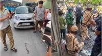 Vụ ô tô kéo lê CSGT trên đường: Có dấu hiệu chống người thi hành công vụ