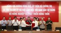 """Quy hoạch hai bên sông Hồng: Hà Nội """"gọi"""", Bộ NNPTNT """"trả lời"""""""